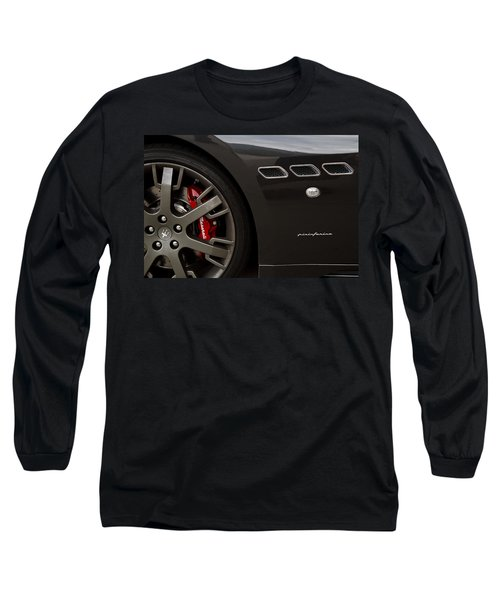 Granturismo Long Sleeve T-Shirt by Dennis Hedberg