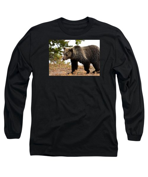 Grizz Long Sleeve T-Shirt