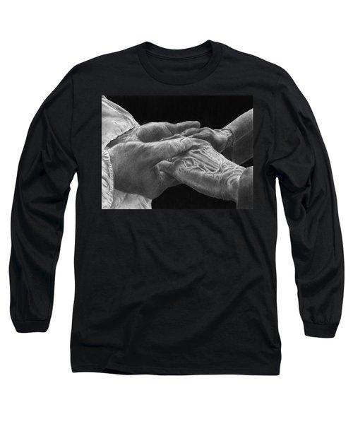 Hands Of Love Long Sleeve T-Shirt