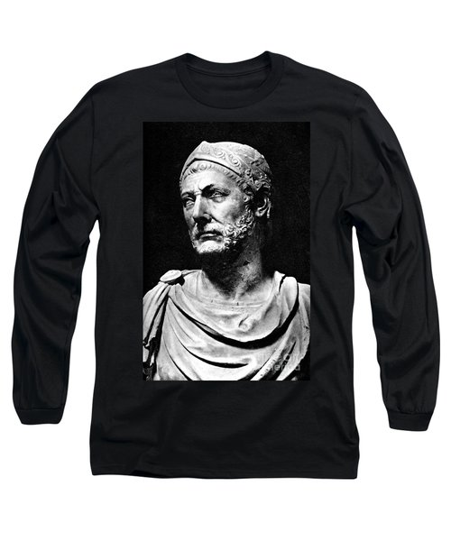 Hannibal, Carthaginian Military Long Sleeve T-Shirt