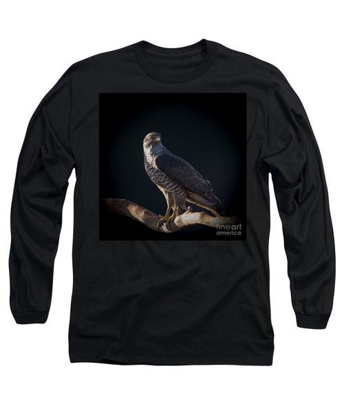 Hawk-eye Long Sleeve T-Shirt