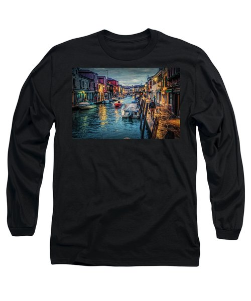 Heading For Home. Long Sleeve T-Shirt by Brian Tarr