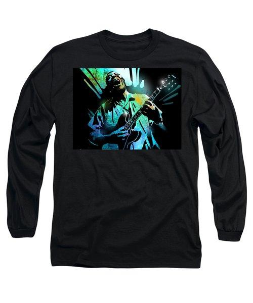 Howlin Wolf Long Sleeve T-Shirt