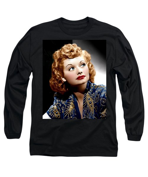 I Love Lucy Long Sleeve T-Shirt