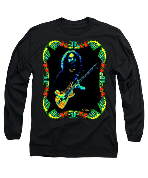 Jerry Frame #1 Long Sleeve T-Shirt