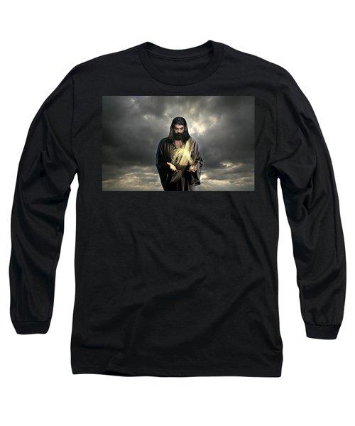 Jesus Christ- Look I Am Coming Soon Long Sleeve T-Shirt