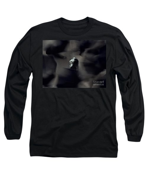 Just For Today I Will Not Be Afraid  Long Sleeve T-Shirt