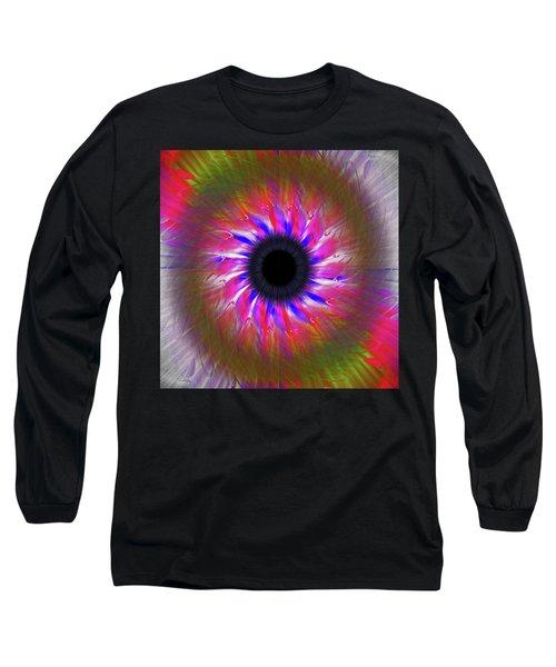 Keeping My Eye On You Long Sleeve T-Shirt