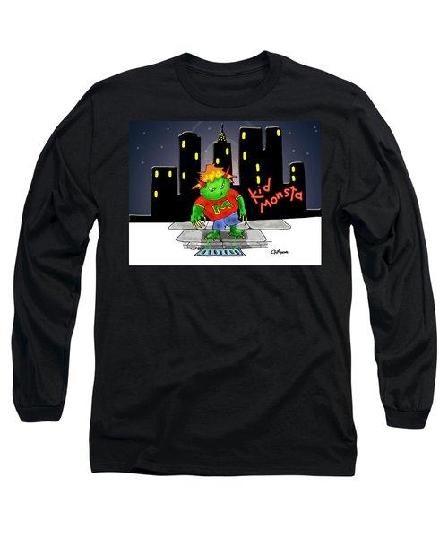 Kidmonsta Long Sleeve T-Shirt