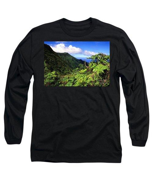 Koolau Summit Trail Long Sleeve T-Shirt