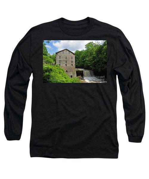 D9e-28 Lantermans Mill Photo Long Sleeve T-Shirt