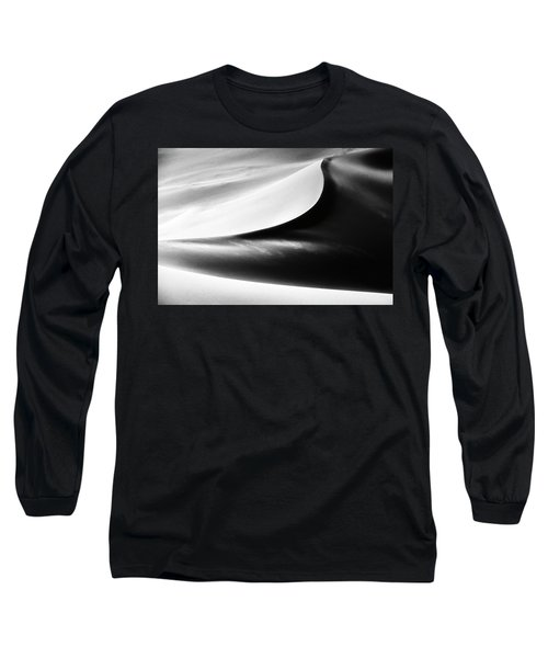 Less Is More. Long Sleeve T-Shirt