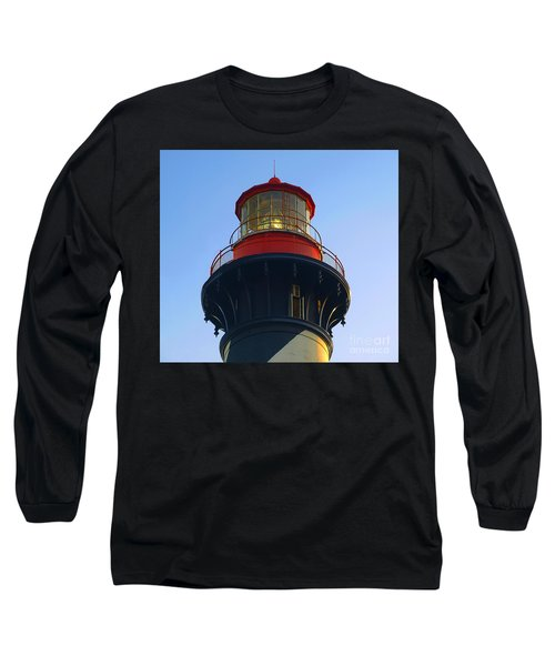 Lighthouse Long Sleeve T-Shirt by Raymond Earley