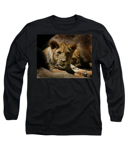 Lion Cub Long Sleeve T-Shirt