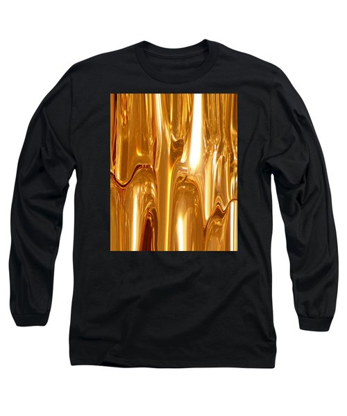 Liquid Gold Long Sleeve T-Shirt