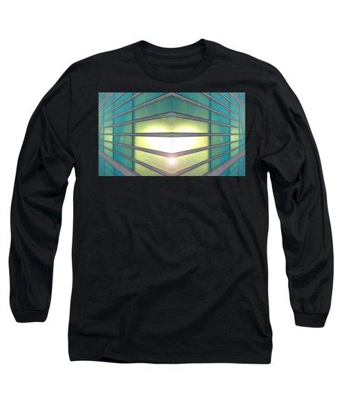Luminous Corner Long Sleeve T-Shirt