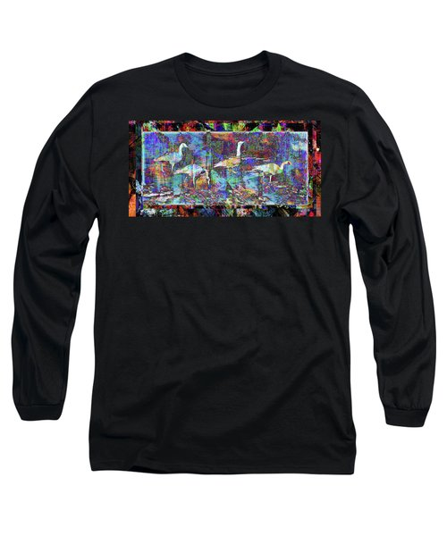 Lunch Line Long Sleeve T-Shirt