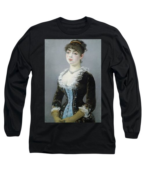 Madame Michel-levy Long Sleeve T-Shirt