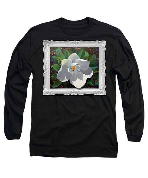 Magic Magnolia Long Sleeve T-Shirt