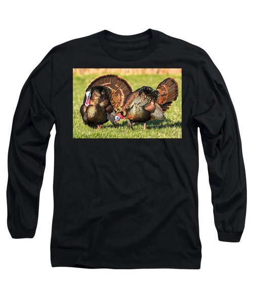 Major Toms Long Sleeve T-Shirt