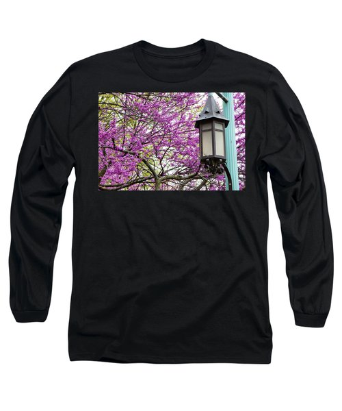 Michigan State University Spring 7 Long Sleeve T-Shirt by John McGraw