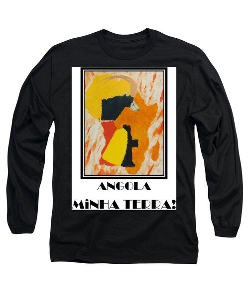 Minha Terra Long Sleeve T-Shirt