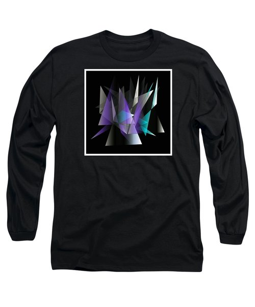 Modern 3 Long Sleeve T-Shirt