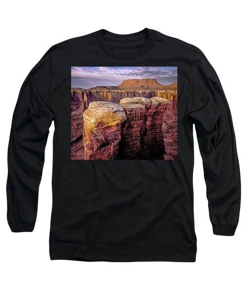 Monument Basin, Canyonlands Long Sleeve T-Shirt