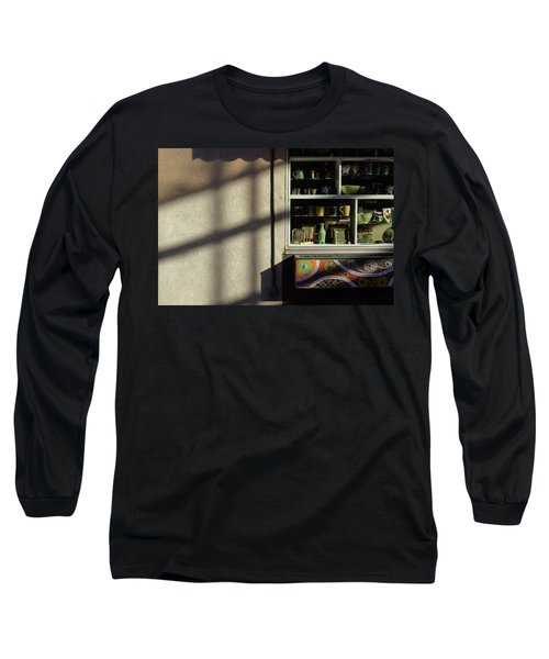 Morning Shadows Long Sleeve T-Shirt by Monte Stevens