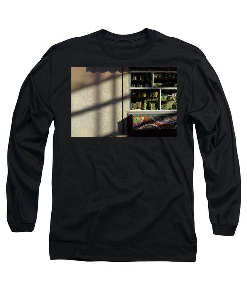 Morning Shadows Long Sleeve T-Shirt