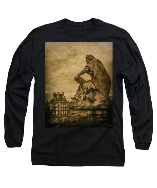 Paris, France - Muse Long Sleeve T-Shirt
