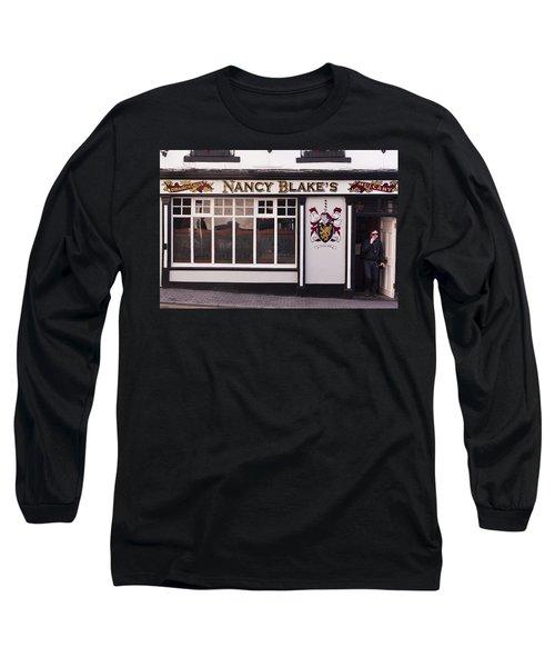 Nancy Blake's Irish Pub Long Sleeve T-Shirt