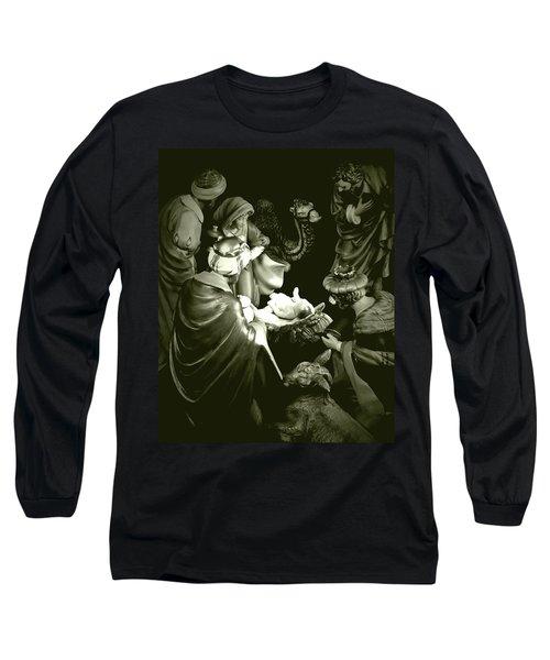 Nativity Long Sleeve T-Shirt by Elf Evans