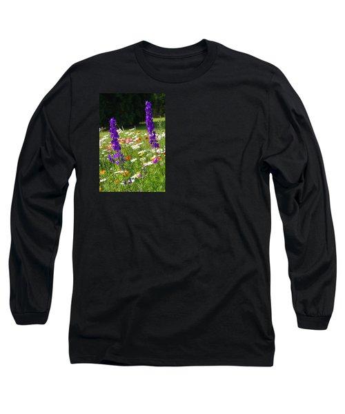 Ncdot Planting Long Sleeve T-Shirt