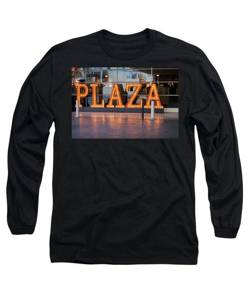 Neon Plaza Long Sleeve T-Shirt