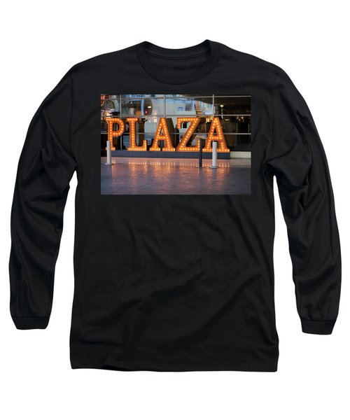 Neon Plaza Long Sleeve T-Shirt