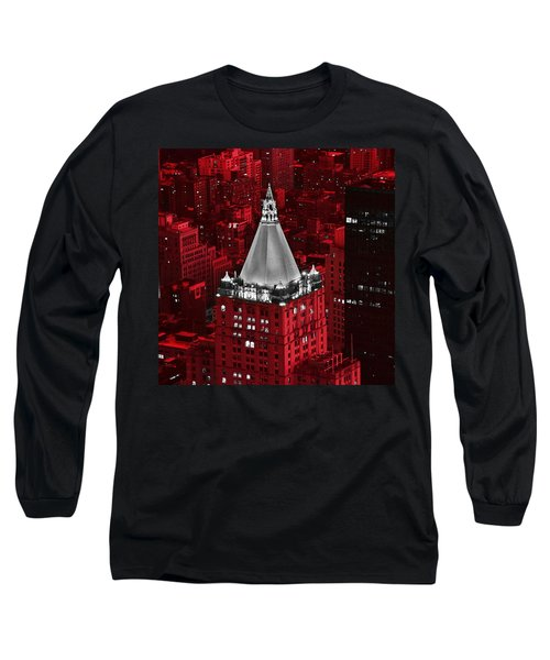 New York Life Building Long Sleeve T-Shirt