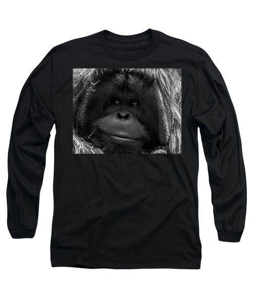 Orangutan Long Sleeve T-Shirt