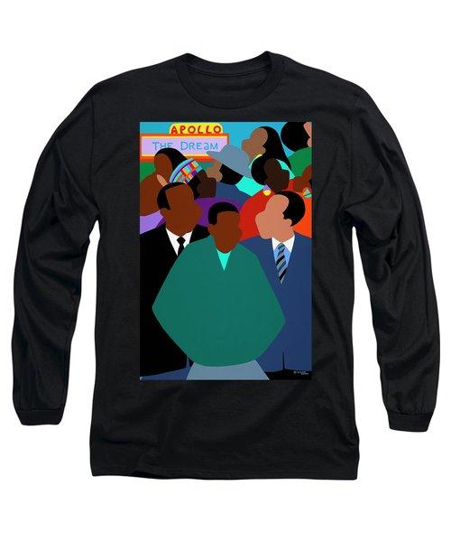 Origin Of The Dream Long Sleeve T-Shirt