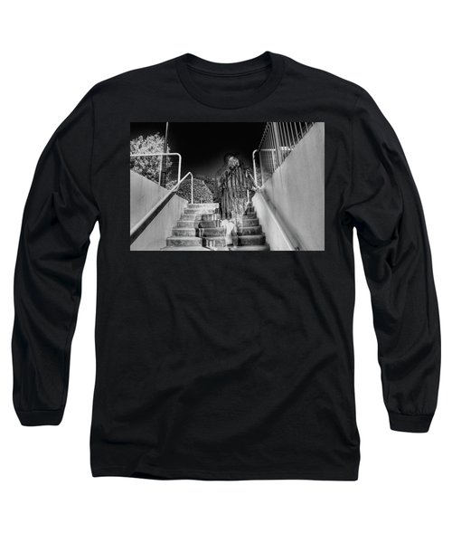 Long Sleeve T-Shirt featuring the photograph Out Of Phase by Andy Lawless