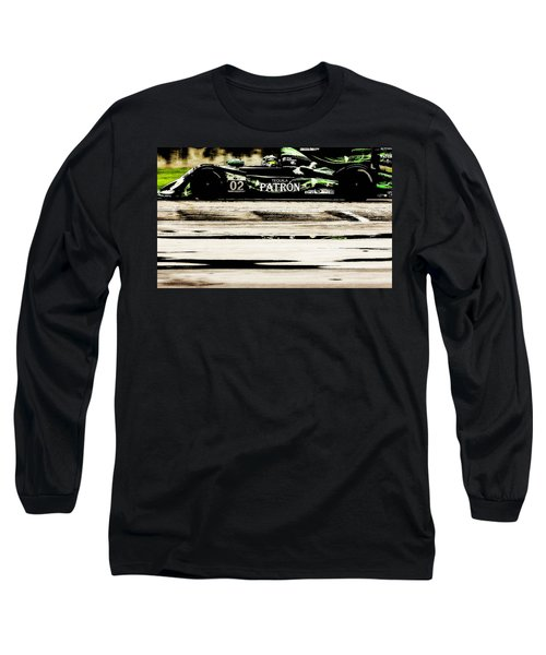 Long Sleeve T-Shirt featuring the photograph Patron by Michael Nowotny