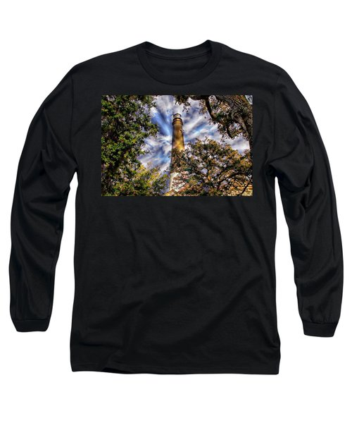 Pensacola Lighthouse Long Sleeve T-Shirt