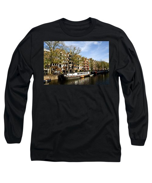 Prinsengracht Long Sleeve T-Shirt