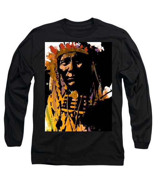 Proud Chief Long Sleeve T-Shirt