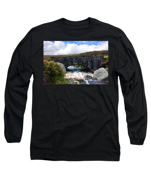 Ps I Love You Bridge In Ireland Long Sleeve T-Shirt by Semmick Photo