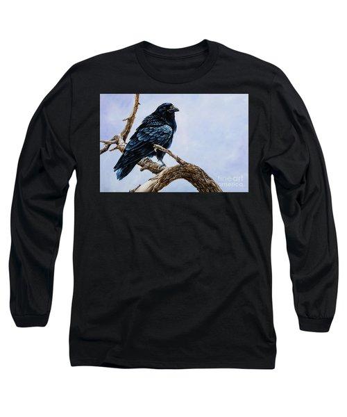 Raven Long Sleeve T-Shirt