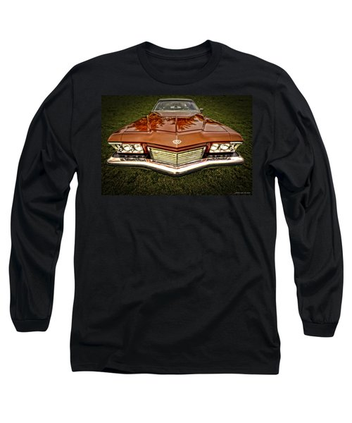 Riviera Long Sleeve T-Shirt by Jerry Golab