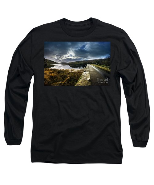 Road To Snowdon Long Sleeve T-Shirt