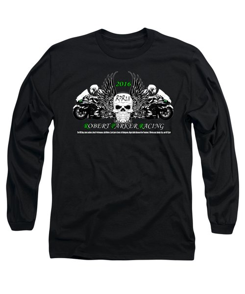 Robert Parker T004 Long Sleeve T-Shirt