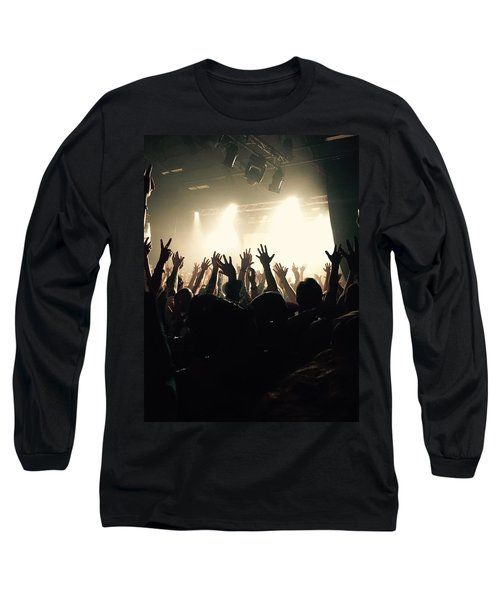 Rock And Roll Long Sleeve T-Shirt by Andre Brands